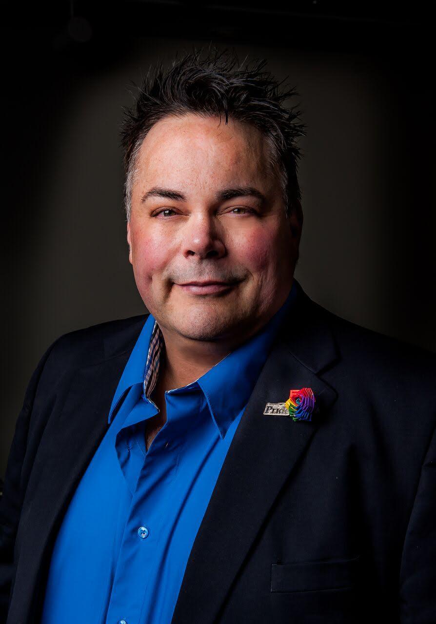 Shane Windmeyer, Executive Director of Campus Pride