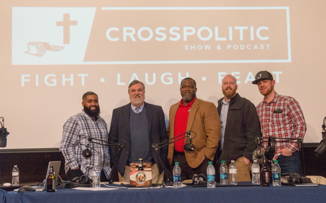 CrossPolitic Live at NSA: A Discussion on Church and Race with Dr. Voddie Baucham and Pastor Doug Wilson