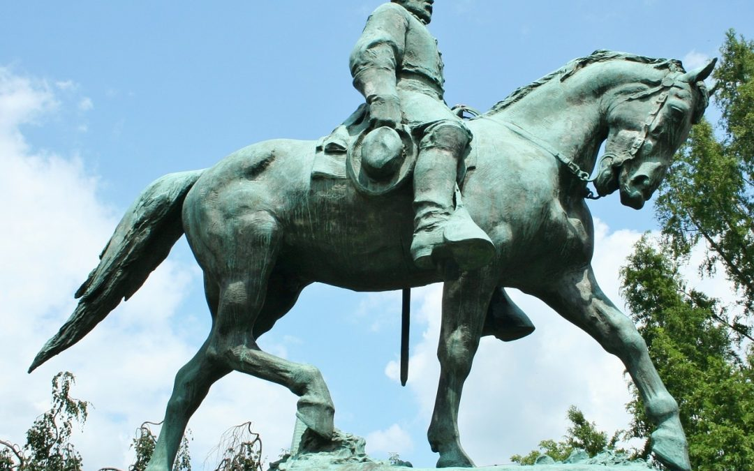 Confederate Monuments and the Plank in our Eyes