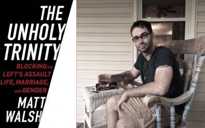 Matt Walsh, Unholy Trinity, and Why the Church is the Problem