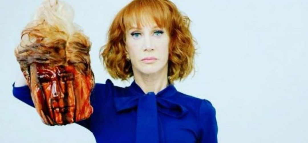 CrossPolitic Freestyle: Kathy Griffin, Donald Trump, and the Prophets