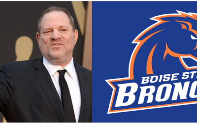 Harvey Weinstein Represents Hollywood Well, and Boise State's Diversity is Fake Like Hollywood