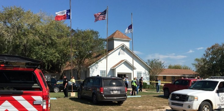 Arise, O Lord, in Your Anger: Praying Biblically after Sutherland Springs