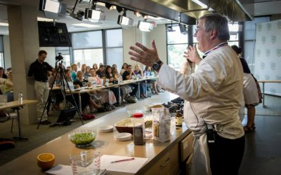The Christian Gordon Ramsey: Francis Foucachon and Feasting Like Kings