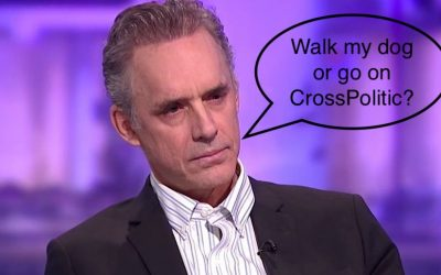 CrossPolitic Freestyle: No Show Peterson, Humanism, and Soft Men in the PCA