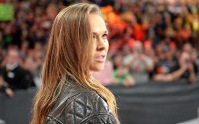 Feminism in Full Flower: Ronda Rousey Joins the WWE