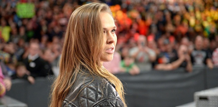 Feminism in Full Flower: Ronda Rousey Joins the WWE