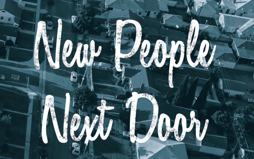 Book Notice: The New People Next Door