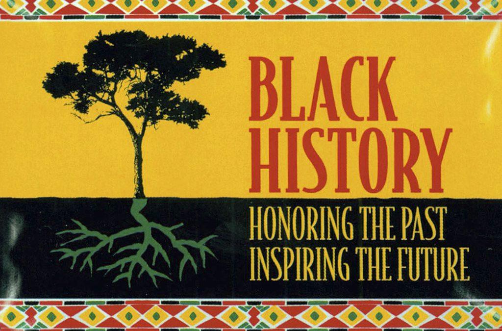 Black History Month's Startling Omission