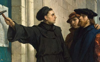 The Secular Reformation?