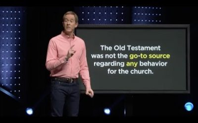 Is Andy Stanley Unhitched?