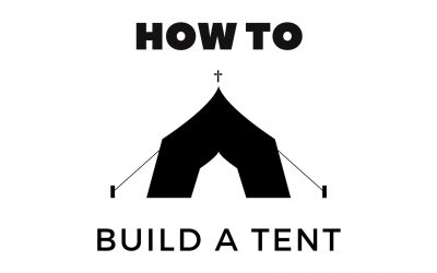 How To Build A Tent: There is no spoon… or boat