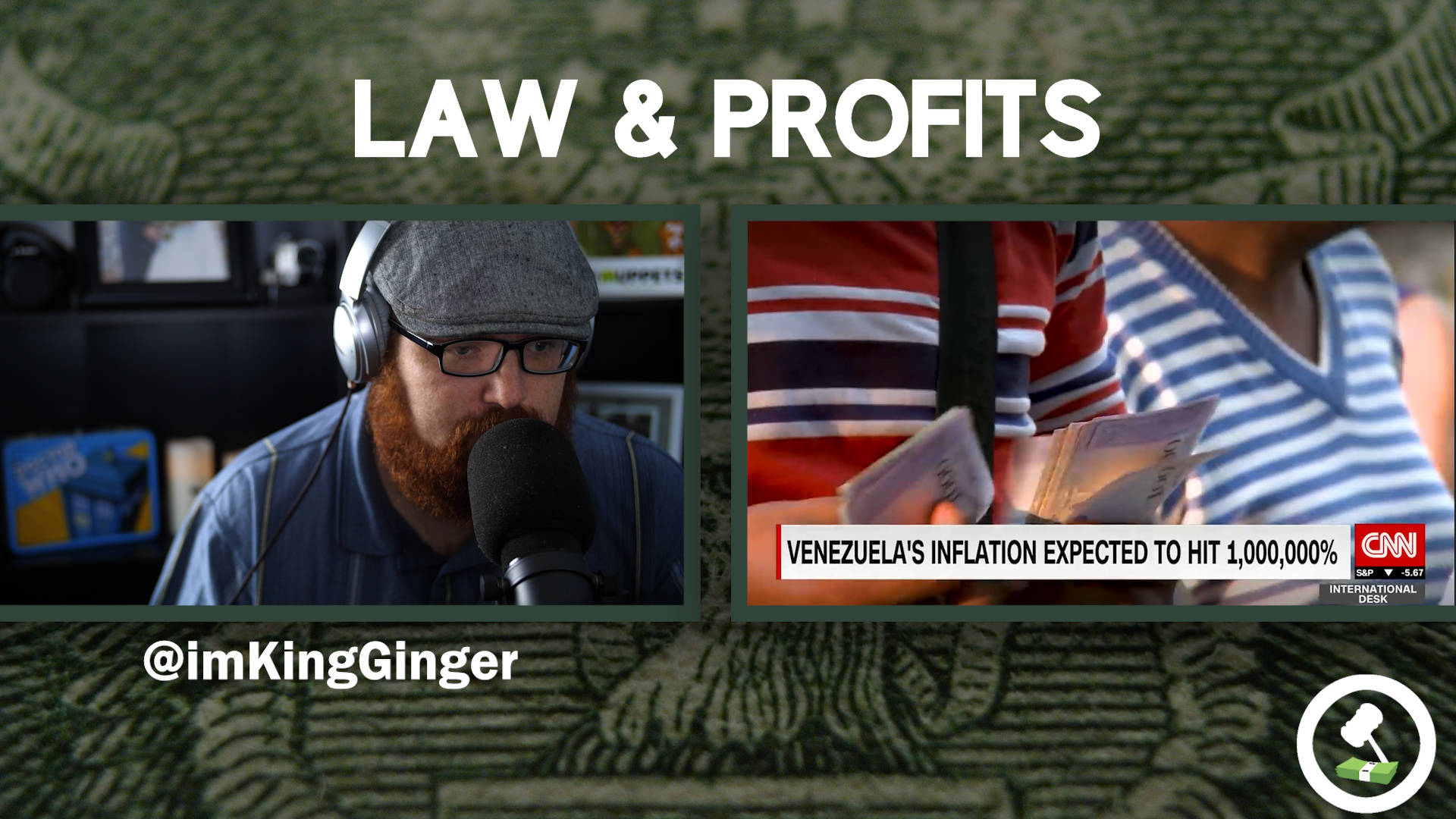 Law and Profits: Which God is better? Jesus or Venezuela?