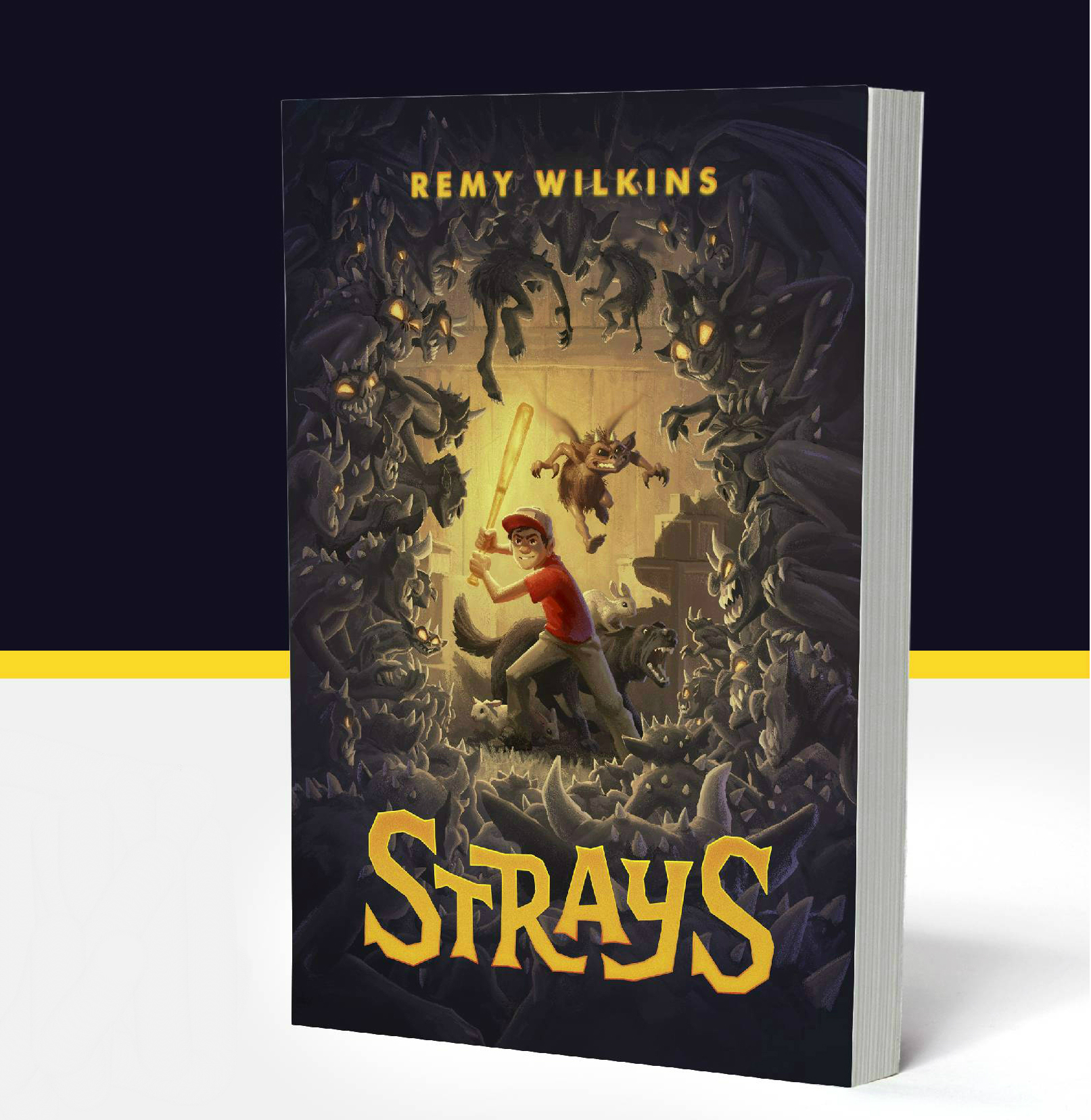 Interview with Remy Wilkins, Author of Strays