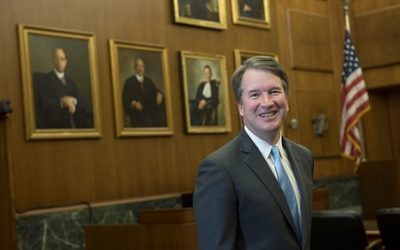 God, Kavanaugh, and the Twitter Storm