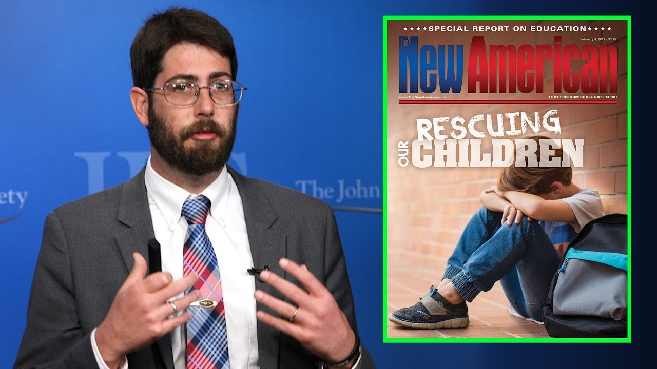 CP Mid-week Fix: Rescuing Our Children with Alex Newman