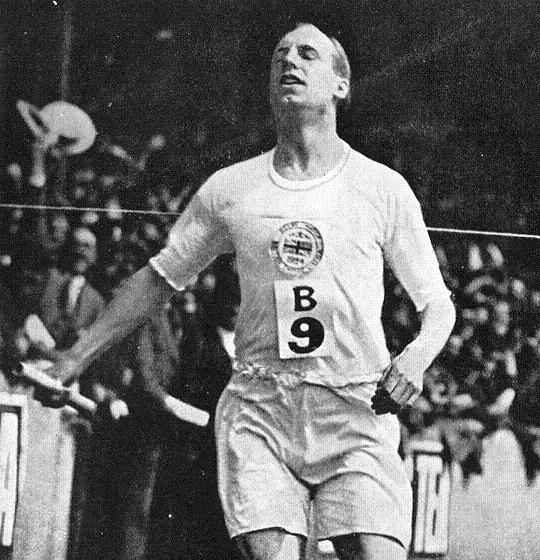 Sabbath Harder: Eric Liddell and Complete Surrender
