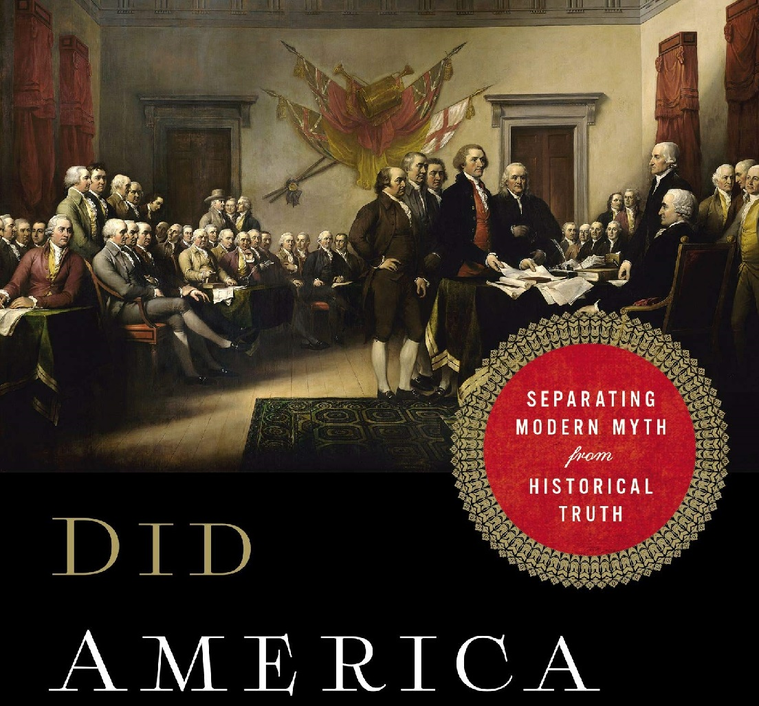 Did America Have A Christian Founding? Interview with Mark David Hall