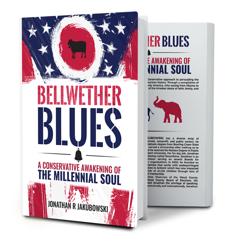 CP: Bellwether Blues: A Conservative Awakening of the Millennial Soul with Jonathan Jakubowski