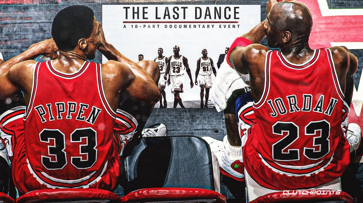 Unredeemed Glory: Michael Jordan and The Last Dance
