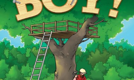 Author Interview: It's Good to be a Boy!
