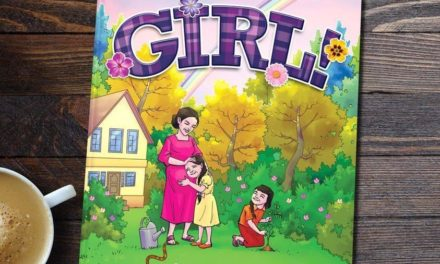 Author Interview: It's GOOD to be a Girl!
